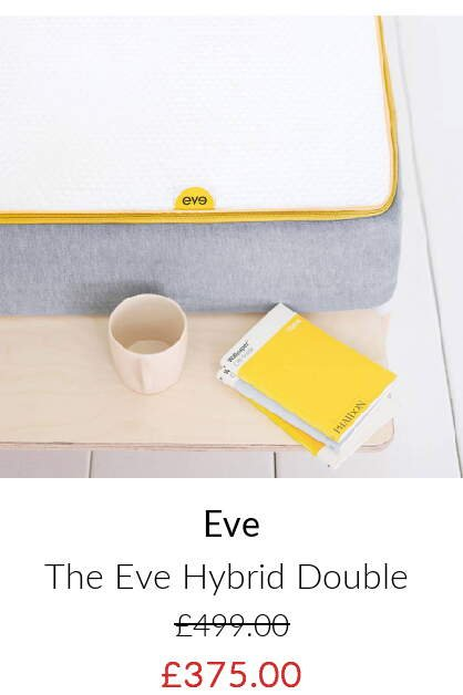 Eve Mattresses & Bedding