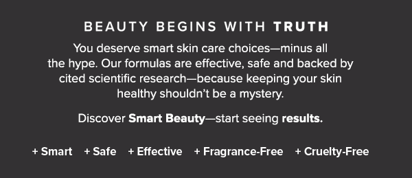 Beauty Begins with Truth