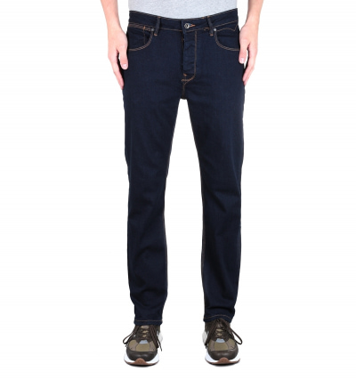 LUKE 1977 Freddie Fast Raw Denim Jeans