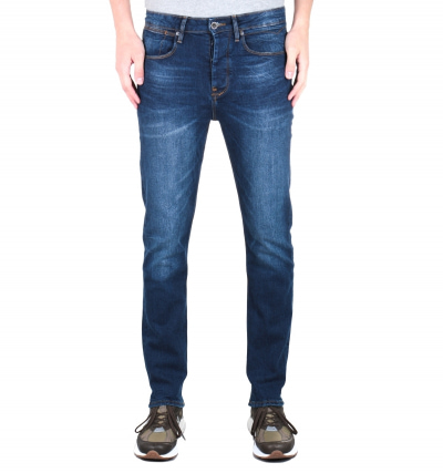LUKE 1977 Freddie Fast Blue Over Jeans