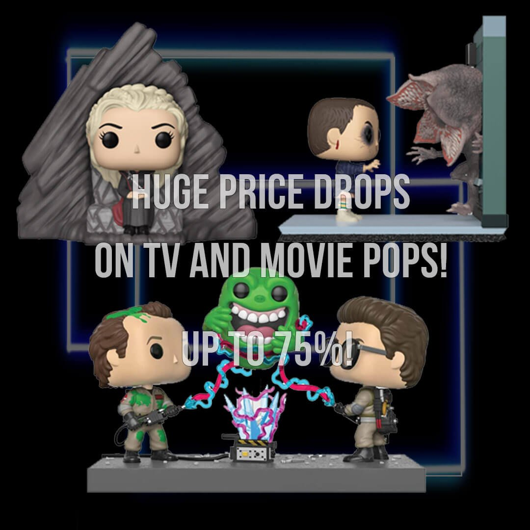 📺🖤 BLACK FRIDAY OFFER<br>POP! TV & MOVIES: UP TO 75% OFF! 📺🖤
