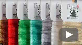 Purely Silk Thread