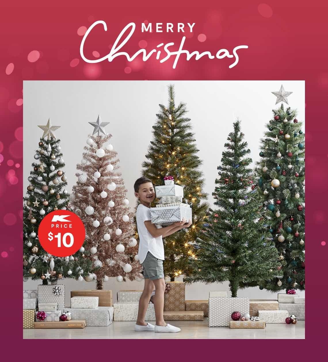 Kmart Australia A Tree For Every Home Milled