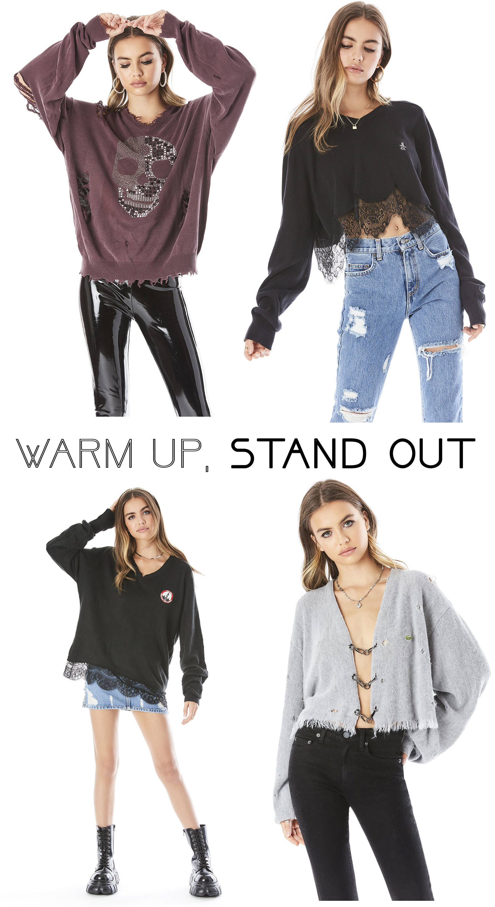 Shop Vintage Sweaters