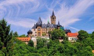 Wernigerode im Harz: Doppelzimmer mit Halbpension und Wellness