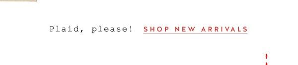 Shop new clothes.
