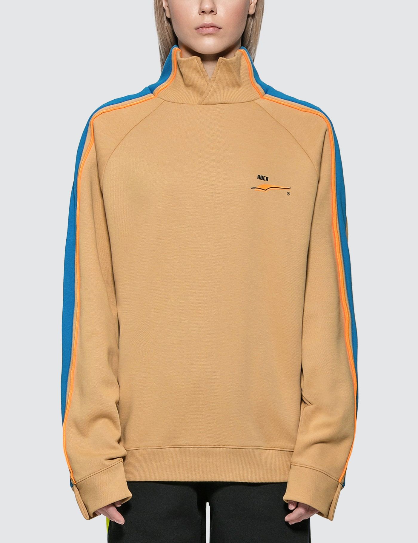 Ader Error X Puma Turtleneck Top