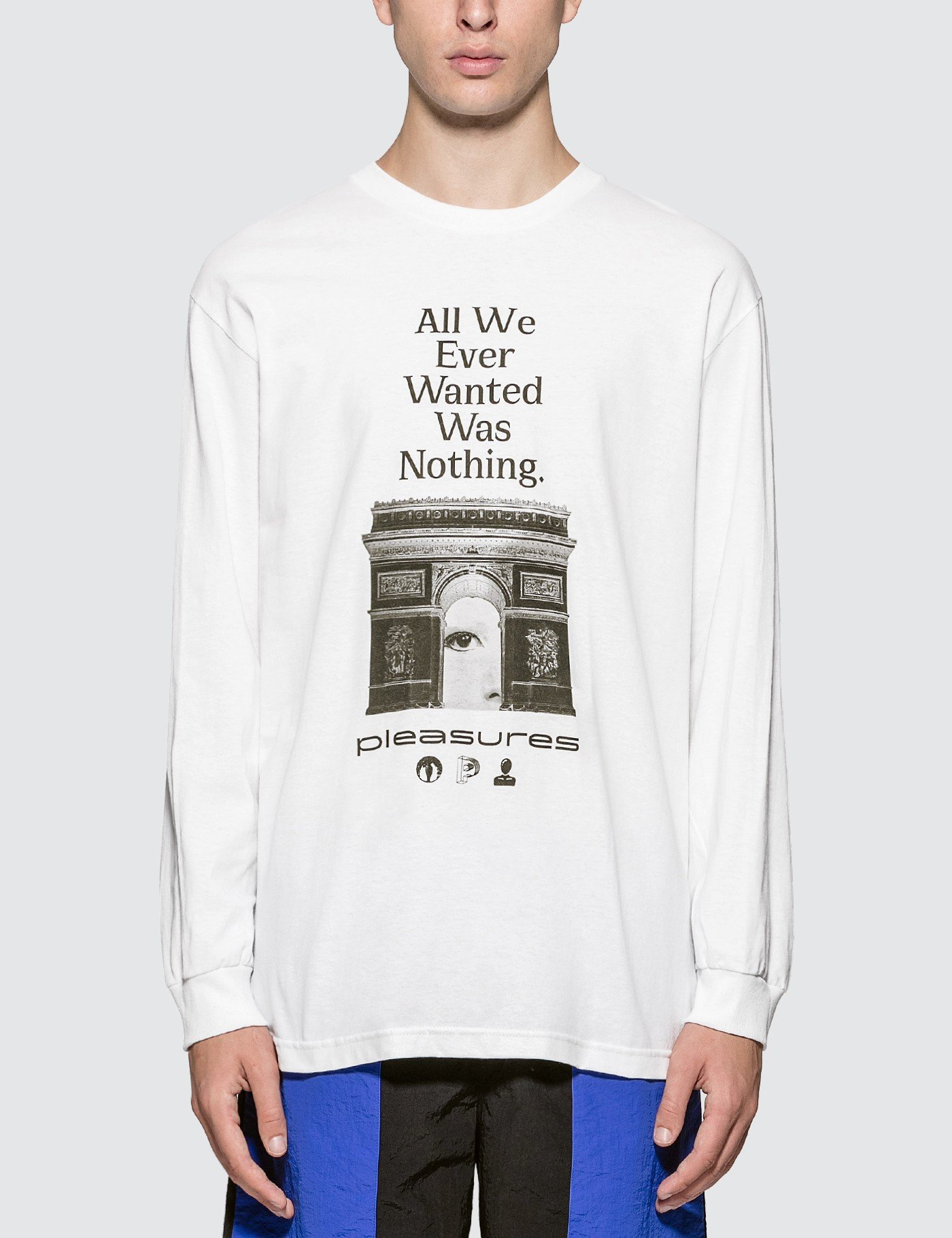 Nothing Long Sleeve T-shirt