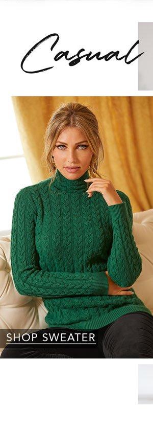 Shop Sweater