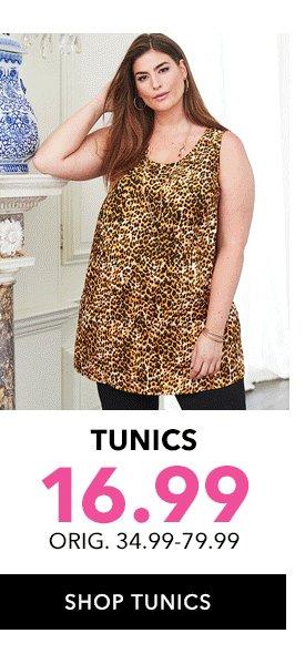 Shop Tunics