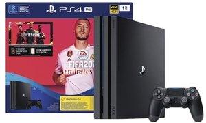 Sony PlayStation 4 Pro met 1 TB
