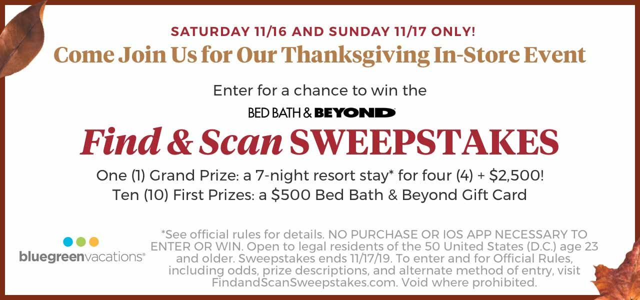 Bed Bath And Beyond ⏰ 2 Days Left Entire Stock On Sale