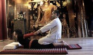 A'dam: workshop Thaise massage