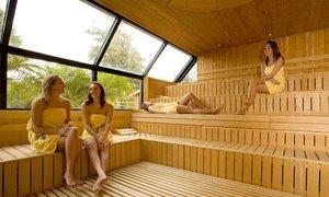 Dagje sauna met lunch of diner