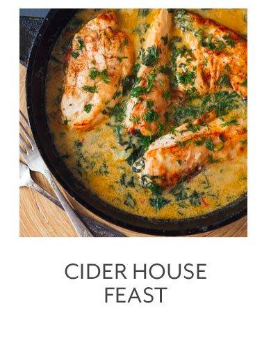 Class: Cider House Feast