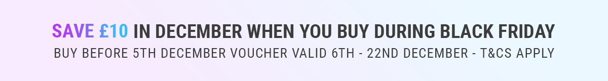 Save in December when you spend in November