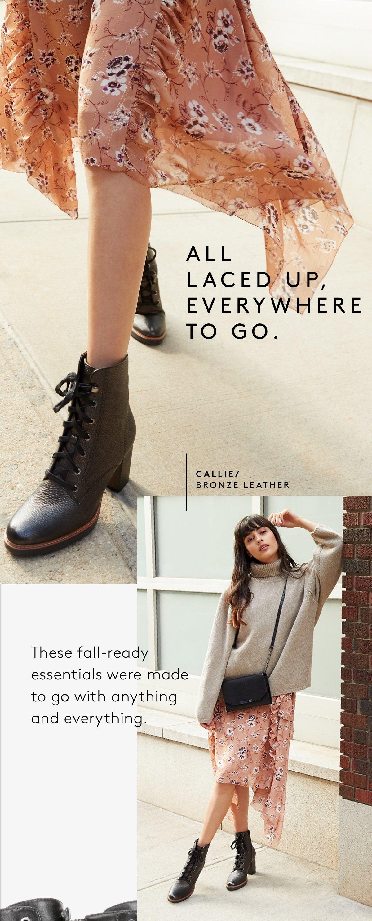 now: Lace-up boots | Shop