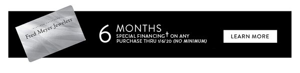 6 Months Special Financing - Learn More