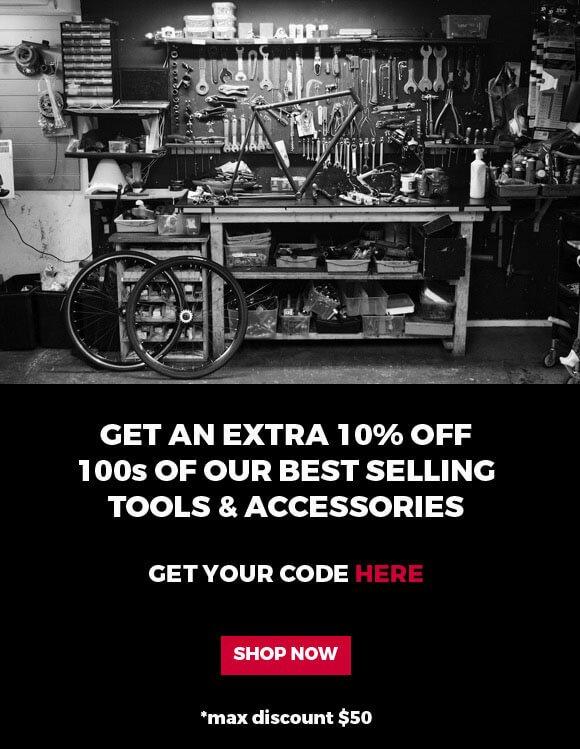 10% off Tools & Accessories