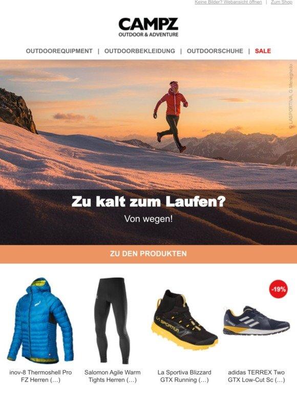 : Keine Ausreden mehr: Laufbekleidung für den