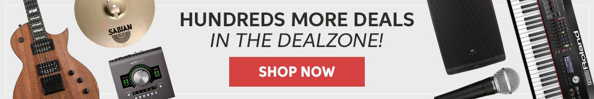 More Deals in the DealZone!