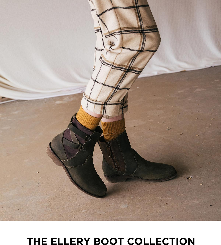 jp.teva.com: Stylish leather boots   Milled
