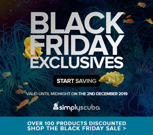 Simply Scuba Ltd Black Friday Deals From Simply Scuba Milled