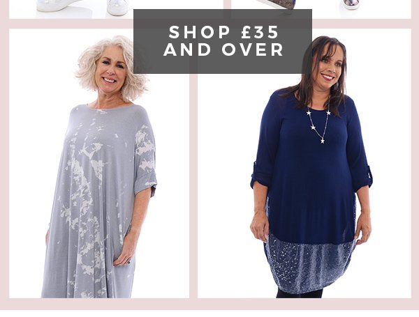 Shop £35 And Over