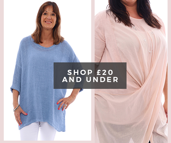 Shop £20 And Under