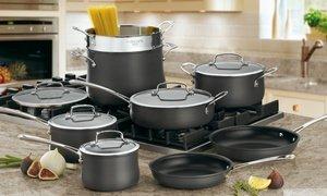 Cuisinart Cookware Set 13-Piece