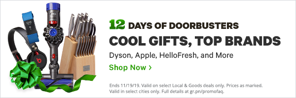 Cool Gifts, Top Brands
