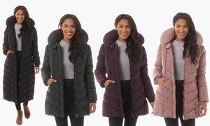 Steve Madden Women's Coat w/Plus
