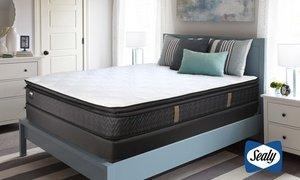 Sealy Pillow-Top Mattress Set