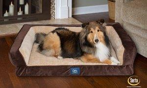 Serta Ortho Pet Bed
