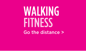 Shop walking fitness to go the distance