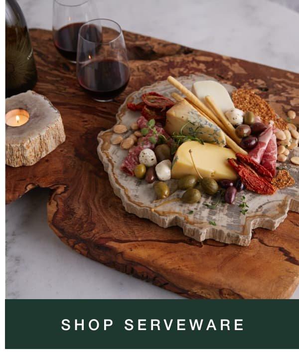 Shop Serveware