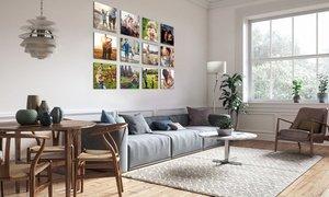 Personalised Photo Tiles