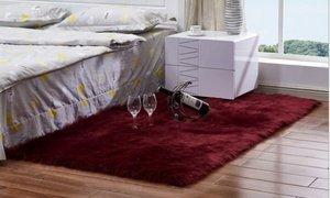 Fluffy Bedroom Carpet