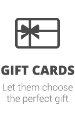 Gone For a Run Gift Cards - Let them choose the perfect gift.