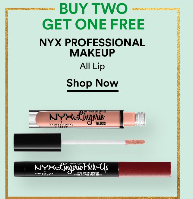 NYX Professional Makeup | Shop Now