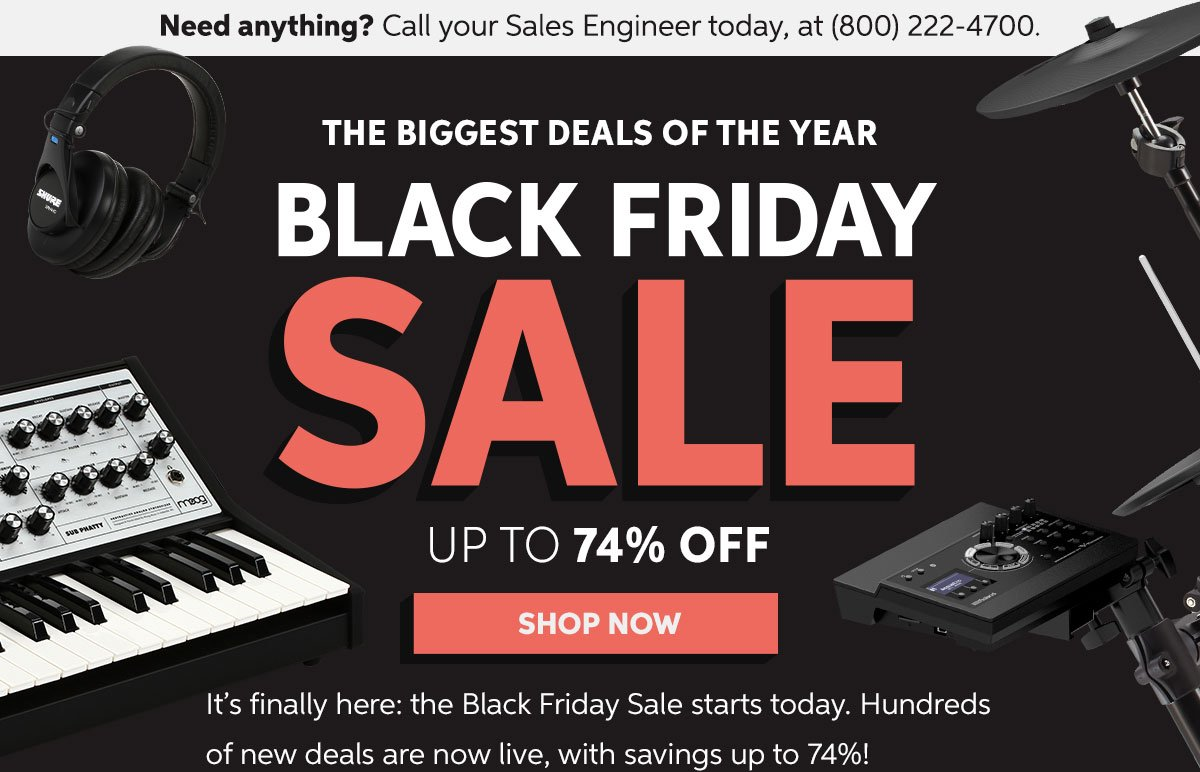 The Biggest Deals Of The Year — Black Friday Sale Up To 74% Off