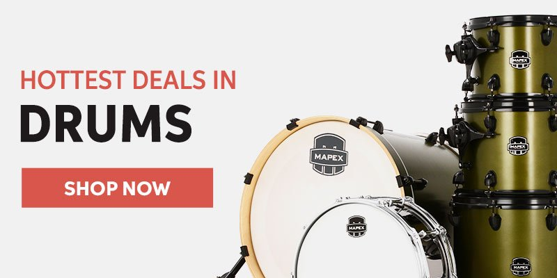 Hottest Deals In Drums