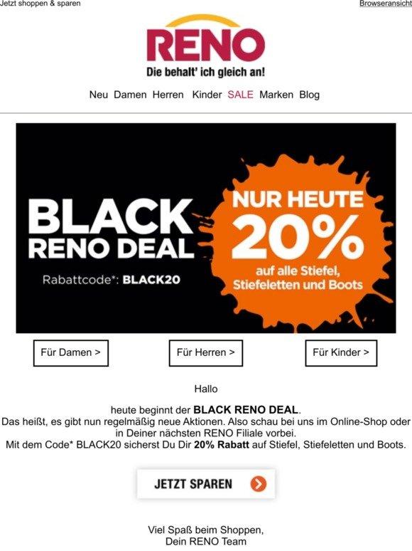 RENO Sommerstiefel: 11 Produkte   Stylight