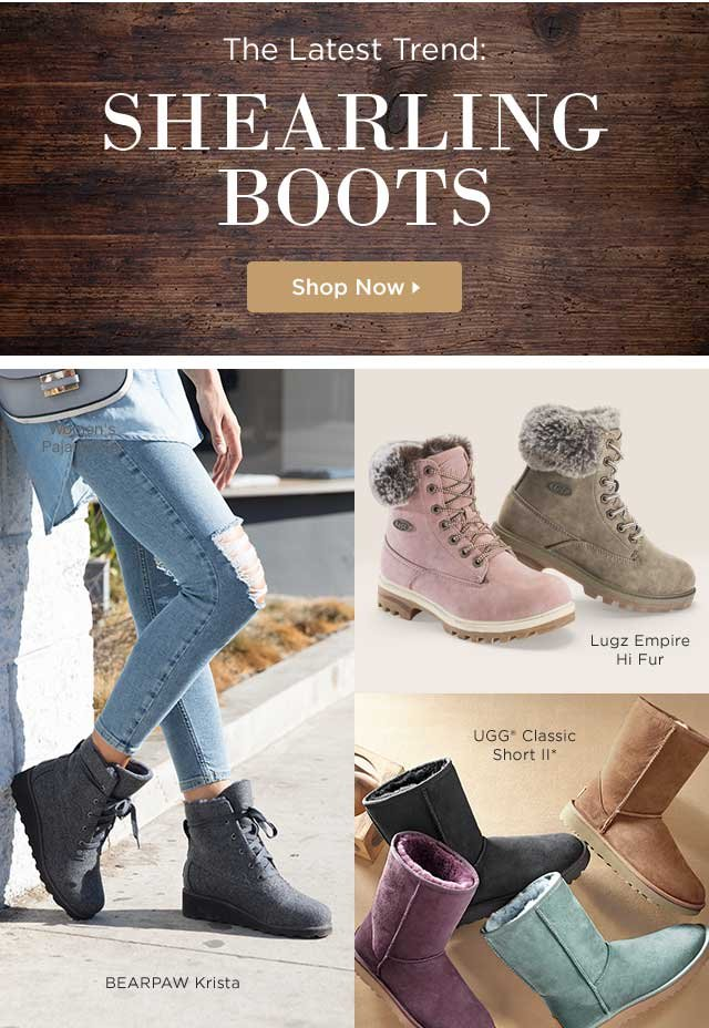ShoeMall: Hot Boots + 30% Off! | Milled