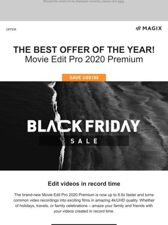black friday movie deals 2020