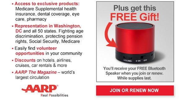 MrFood.com (US): Black Friday Offer from AARP  Milled