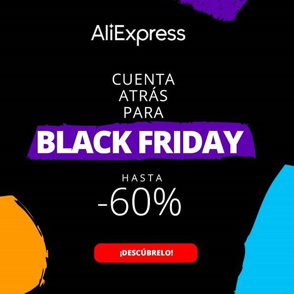 Adelántate al Black Friday con hasta 60% de descuento en