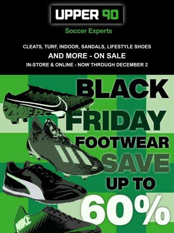 Black Friday Savings @ Upper 90