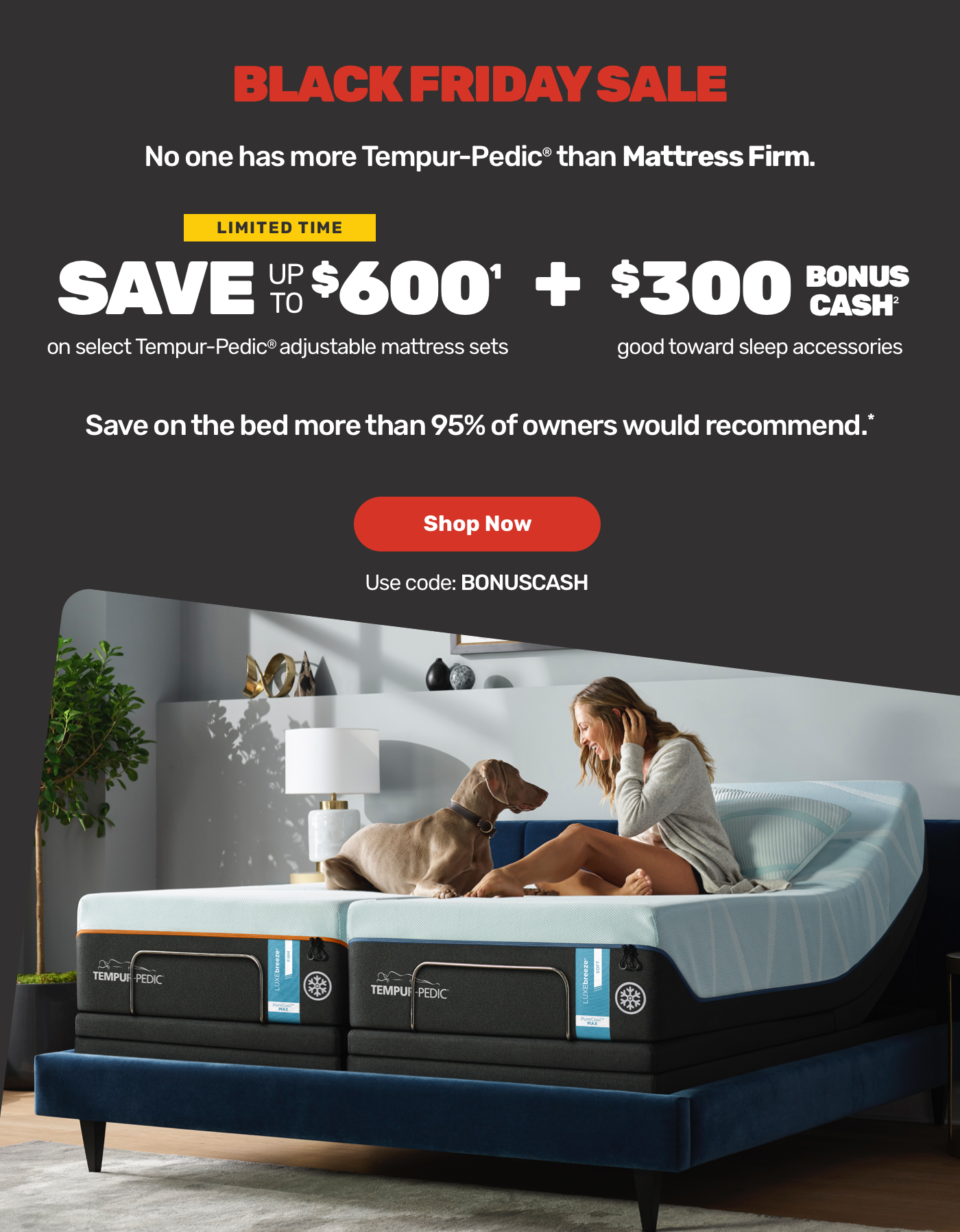 Mattress Firm This Black Friday Sale Save On Tempur Pedic