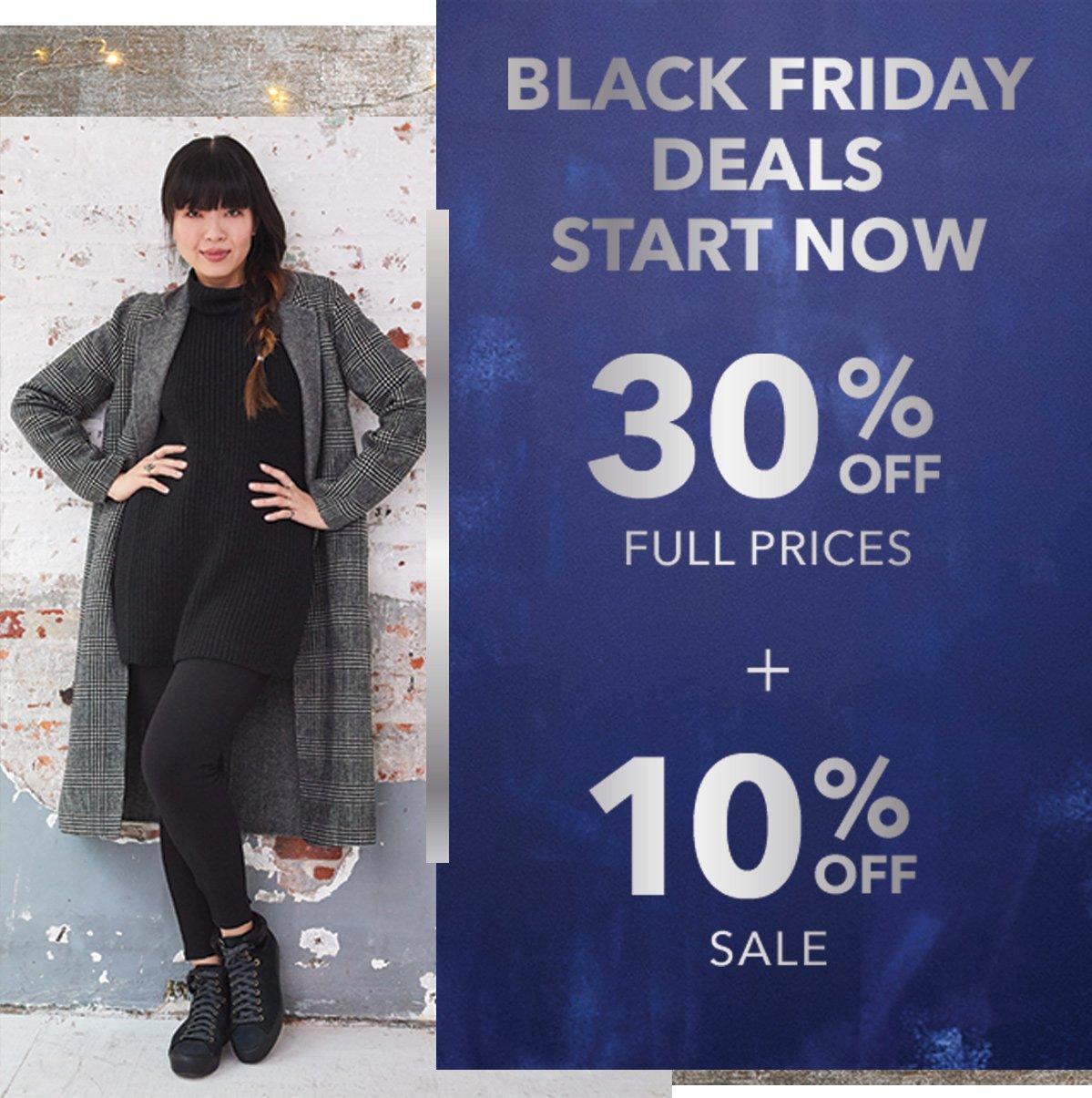 Why wait? Black Friday deals start